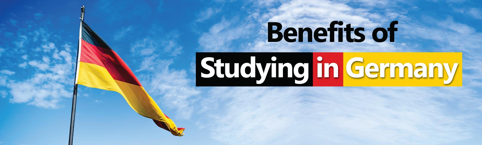 Benefits of study in Germany