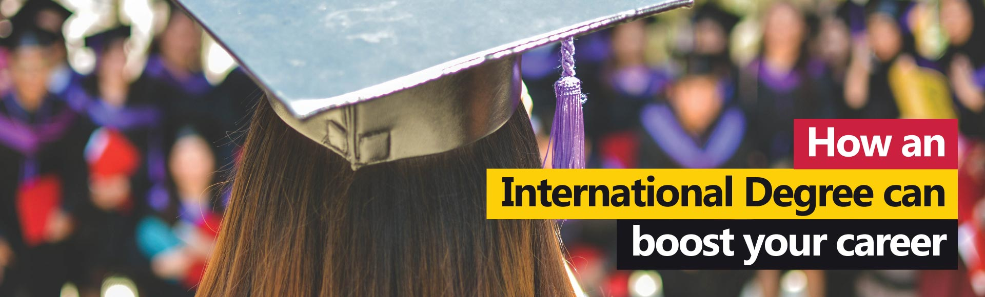 How an International Degree can boost your career?
