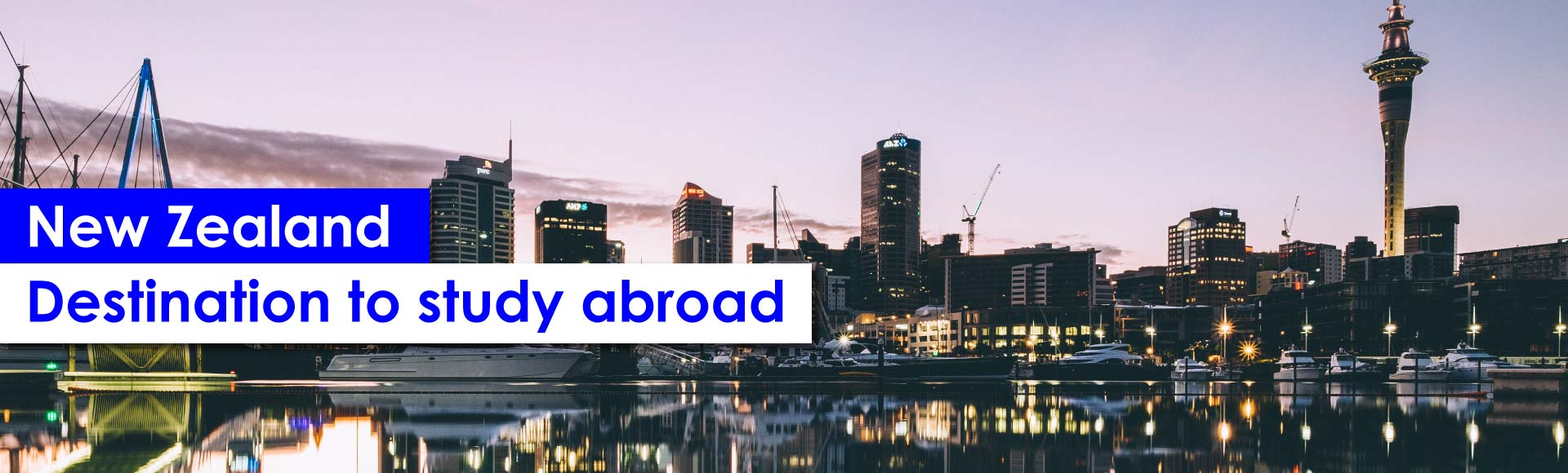 New Zealand- Destination to study abroad
