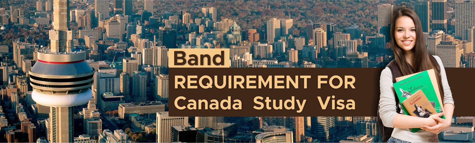 Band Requirement for Canada Study Visa