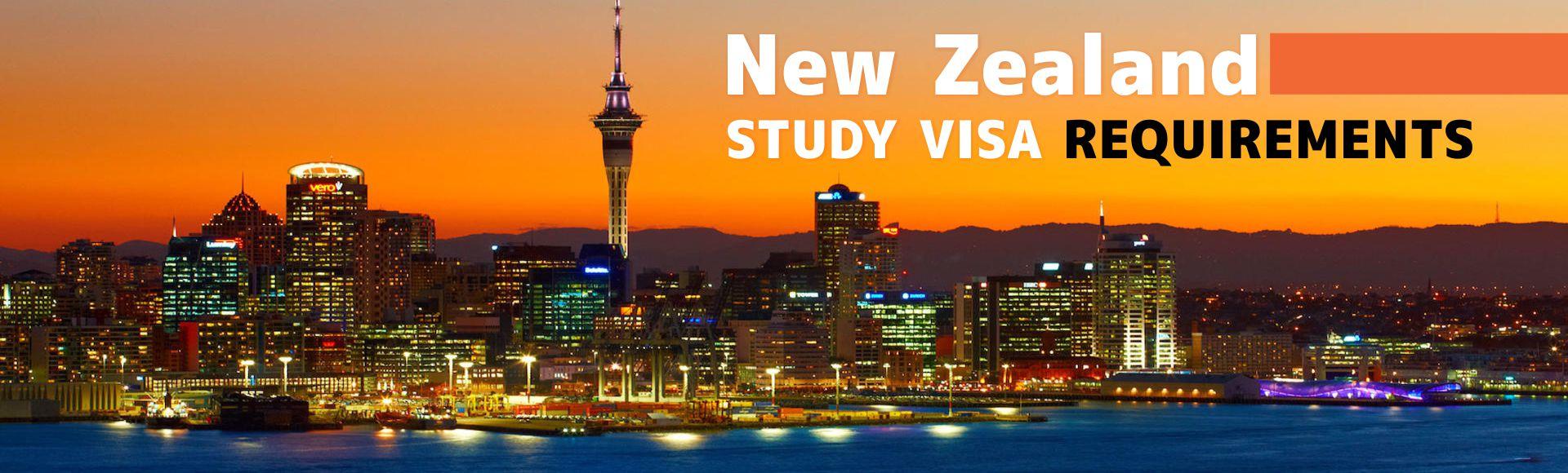 New Zealand Study Visa Requirements