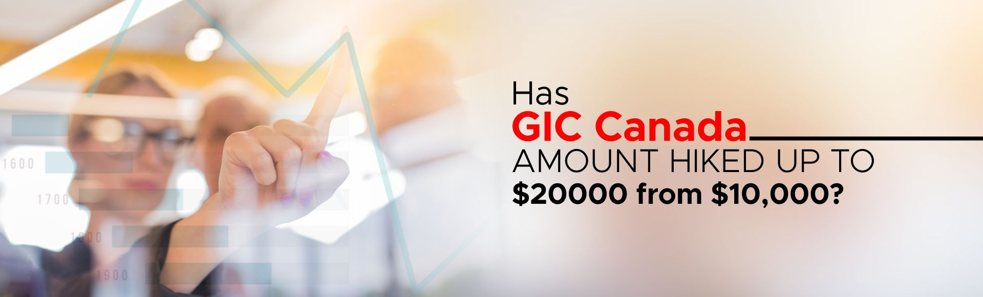 Has GIC Canada amount hiked up to $20000 from $10,000?