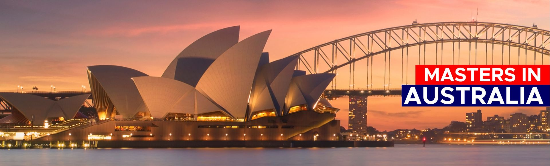 Study Masters in Australia