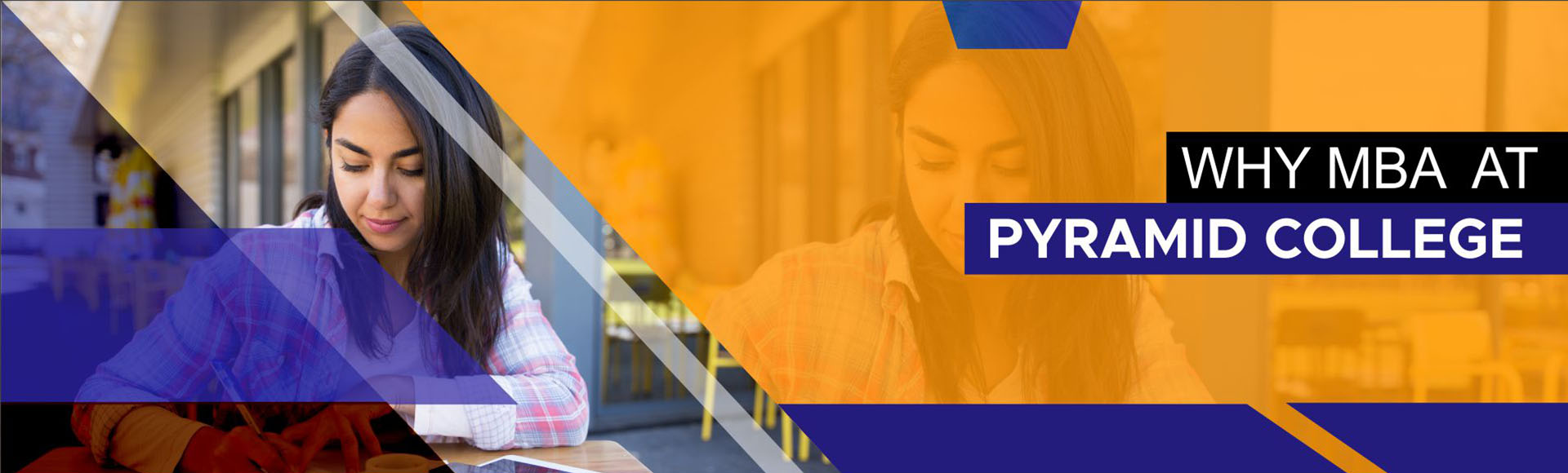 Why MBA at Pyramid College