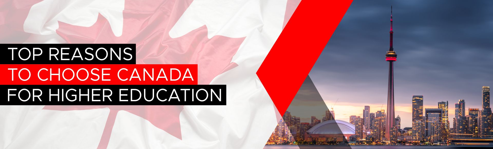 Top Reasons to Choose Canada for Higher education