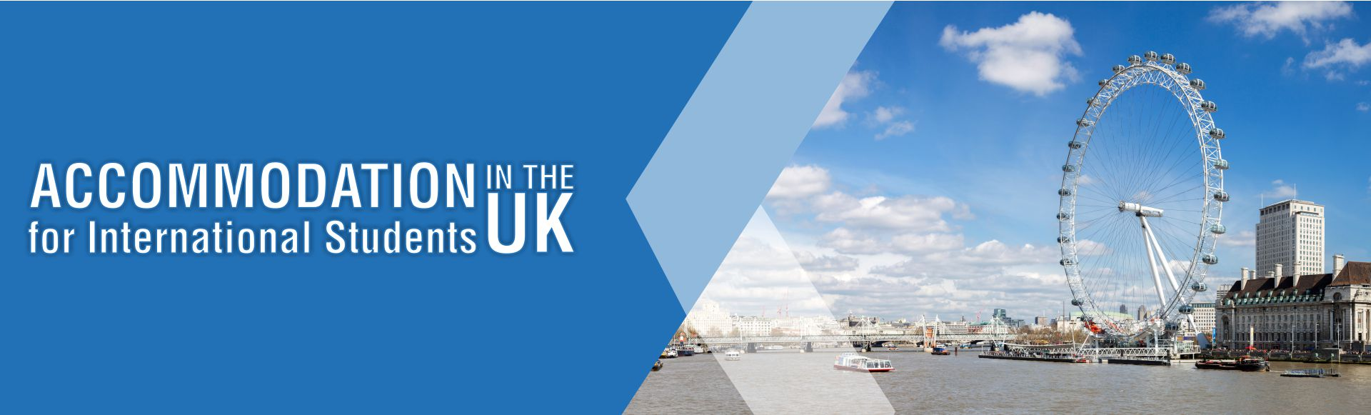Accommodation in the UK for International Students