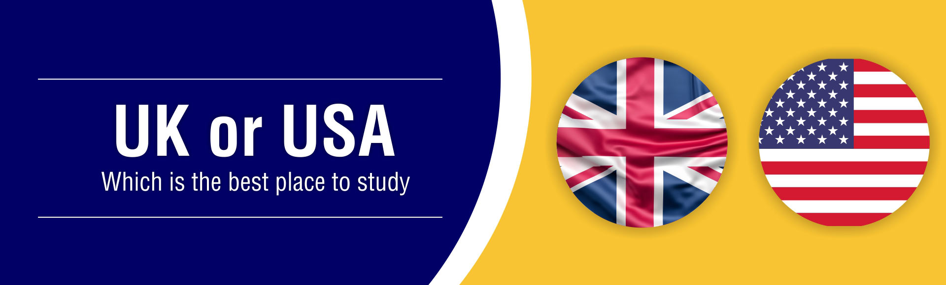 The UK or USA - Which is the best place to study?