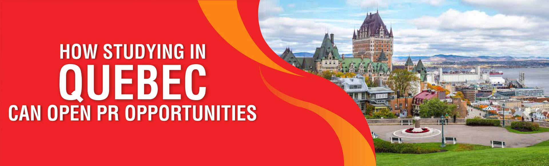 How studying in Quebec can open PR opportunities
