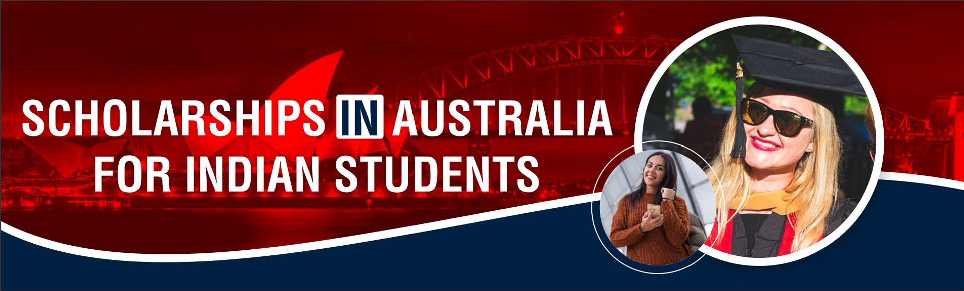 Scholarship in Australia for Indian students