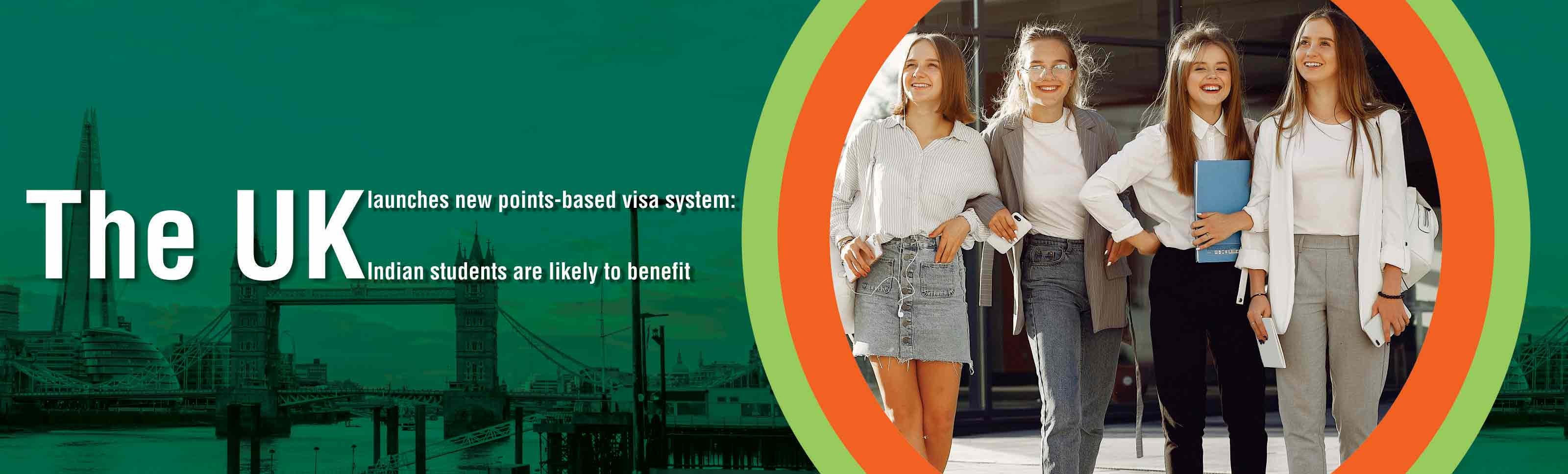 The UK launches new points-based visa system: Indian students are likely to benefit
