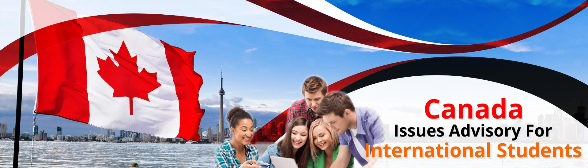 Canada issues advisory for international students