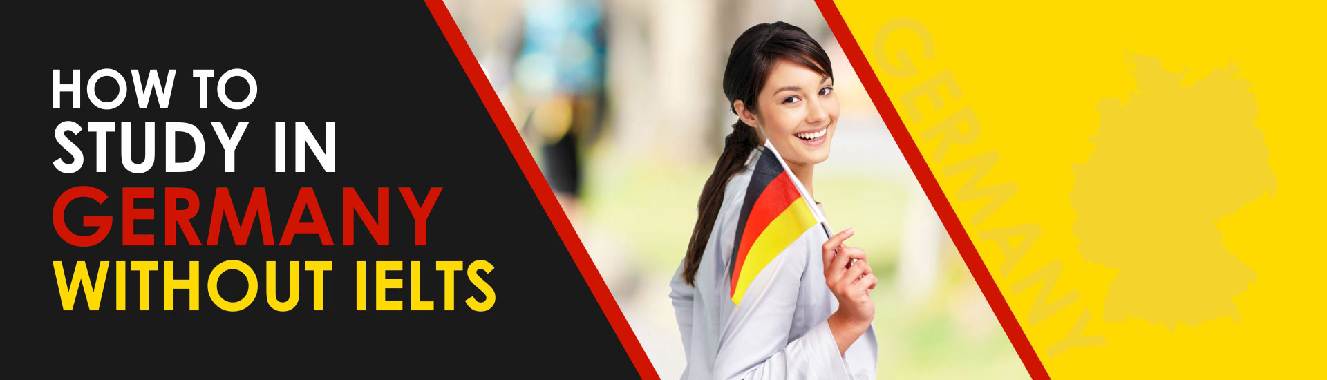 How to Study in Germany Without IELTS?