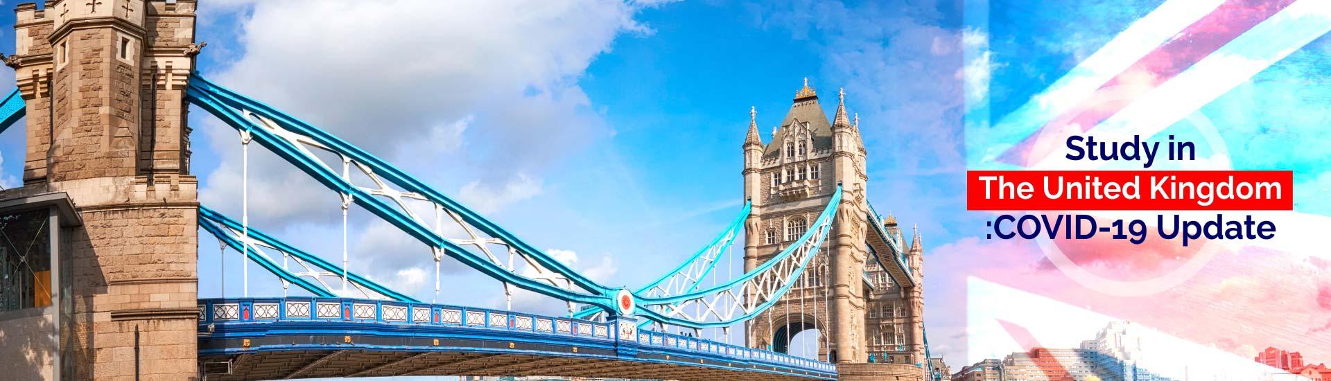 Study in the United Kingdom: COVID-19 Update