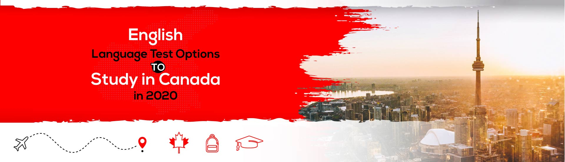 English Language Test options to study in Canada in 2020