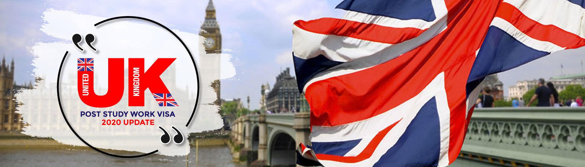 Study in the UK: Post-study work Visa update