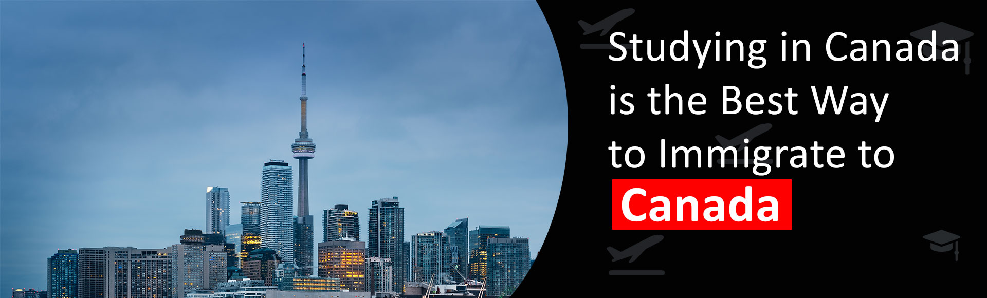 Studying in Canada is the Best Way to Immigrate to Canada