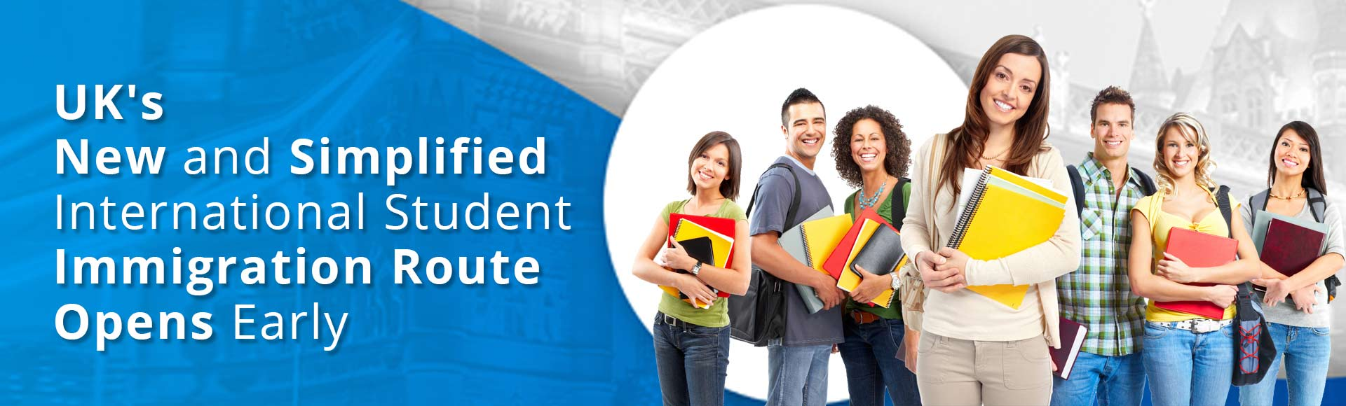 UK's new and simplified international student immigration route opens early