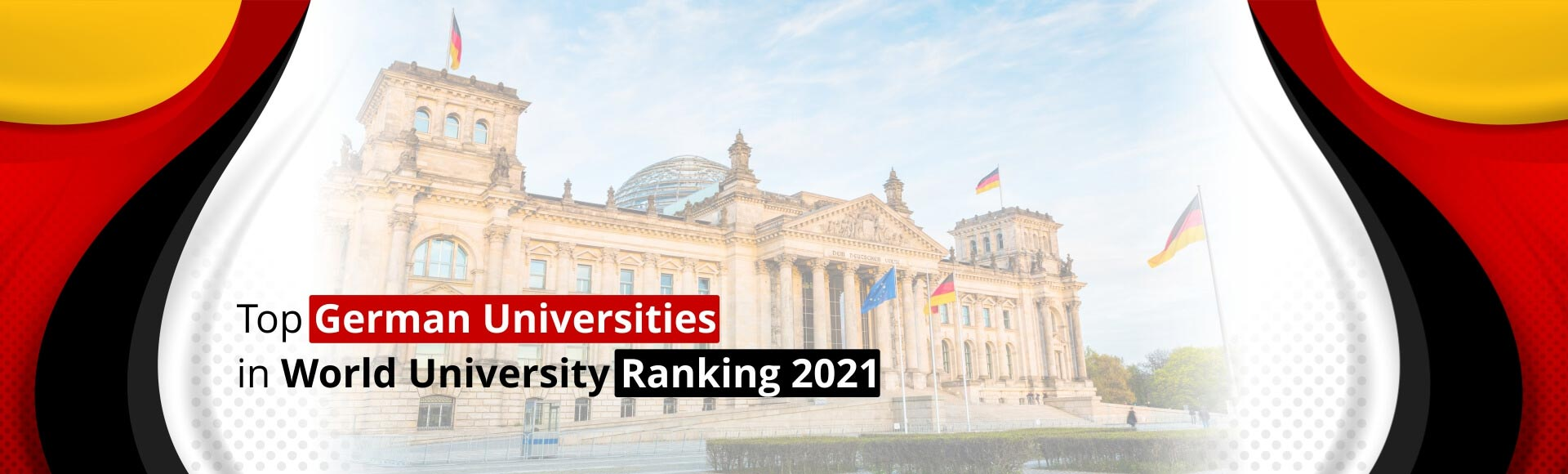 Top German Universities in World University Ranking 2021